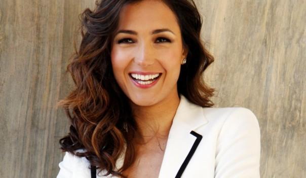 Caterina Balivo non ha dubbi: «Io credo negli angeli»