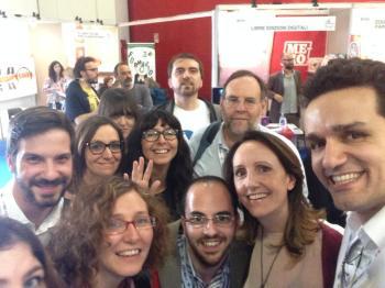 Al Salone del Libro di Torino2014/1