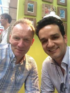 Con il #readerguest Jón Kalman Stefánsson al Salone di Torino