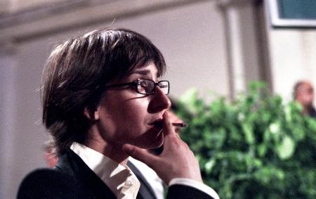 Chiara Valerio (®Lavinia Azzone)